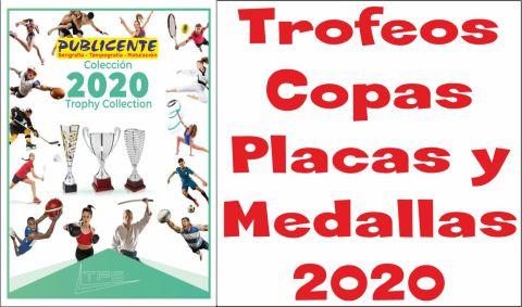 Catalogo Trofeos, Placas y Medallas