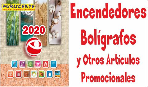 Catálogo Enyes 2020