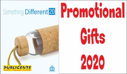Catalogo Promotional Gifts 2020